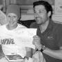 Patrick Dempsey Visits Cancer Patient