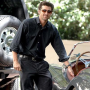 Patrick Dempsey Goes For a Ride