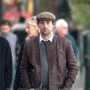 Patrick Dempsey Strolls Through Paris