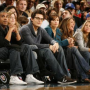 Ellen Pompeo, Chris Ivery Take in Knicks Game