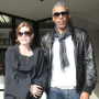 Chris Ivery & Ellen Pompeo: Happy, Hand-in-Hand