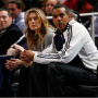 Ellen Pompeo, Chris Ivery at Madison Square Garden