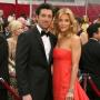 Patrick and Jillian Dempsey at the Academy Awards