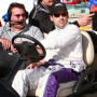 Patrick Dempsey is Riding High