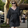 Ellen Pompeo Breaks For Lunch