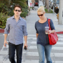 Katherine Heigl Shops with T.R. Knight
