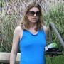 Ellen Pompeo Baby Bump Update: Showing!