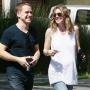 Ellen Pompeo and T.R. Knight Go Shopping