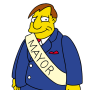 Mayor Quimby Picture