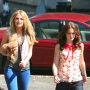 Gossip Girl Photos: Blake Lively, Leighton Meester on Set