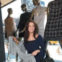Leighton Meester Goes Shopping