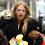 Blake Lively on Animal Patrol