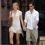 Penn Badgley & Blake Lively: Romance in N.Y.C.