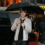Chace Crawford Caught in the Rain