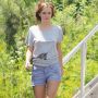 Leighton Meester Gets Back to Work