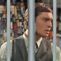 Chuck Bass: Behind Bars!