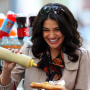 Jessica Szohr Spotted in SoHo