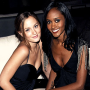 Nicole Fiscella and Leighton Meester