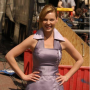 "Katherine Heigl Photos From the Set of Her Upcoming Movie, ""27 Dresses"""