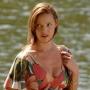 """Katherine Heigl on """"27 Dresses"""" Set"""
