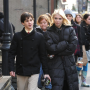 Taylor Momsen and Connor Paolo in the Upper East Side