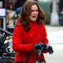 Leighton Meester: Lady in Red