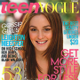 Leighton Meester: Teen Vogue Cover Girl