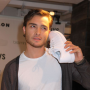 Ed Westwick Hosts K-Swiss Dance-Off