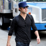 Chace Crawford Tries to Go Incognito