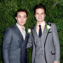 Ed Westwick and Sebastian Stan: A Dapper Duo