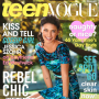 Jessica Szohr: Teen Vogue Cover Girl