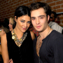 Jessica Szohr and Ed Westwick: Hitting a Rough Patch?