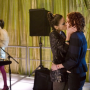 90210 Episode Stills Reveal Singing, Kissing, Fake Dating