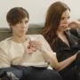 Megan and Johanna
