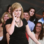 American Idol Picture of the Day: Kelly Clarkson... High?
