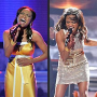 American Idol Fashion Face-Off: Syesha Mercado vs. Syesha Mercado