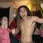 Jason Castro Shirtless!