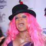 Tiffany Pollard Dons Pink Wig, Celebrates Birthday