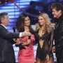 David Hasselhoff and Kym Johnson Pic