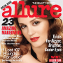 Leighton Meester: Allure Cover Girl, Ex-Party Girl