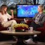 Ellen on Ellen: Pompeo Previews Grey's Musical