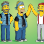 Coming to The Simpsons: Cheech and Chong!
