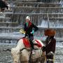 Jaime Rides a Yak