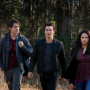Jeremy, Damon and Bonnie