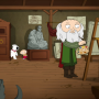 Da Vinci on Family Guy