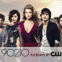 Michelle Hurd Cast on 90210