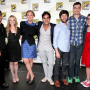 The Big Bang Theory at Comic-Con: What Long Distance Relationship?!?