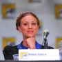 Kaley-cuocoo-at-comic-con