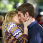 Gossip Girl Set Photos: Nate and Charlie Kissing!