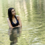 Elena Takes a Dip